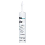 Loctite Silatech Clear RTV Silicone Adhesive Sealant, Clear, 10.15oz