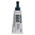 Loctite 50-ml Quick Metal Pressfit Repair Ret Cmpd 660