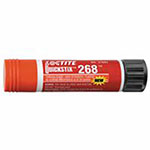 Loctite QuickStix 268 High Strength Threadlockers, 9 g, 3/4 in Thread, Red
