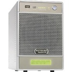 Netgear ReadyNAS NV+ RND4410 - NAS - 4 TB - Serial ATA-150 - HD 1 TB x 4 - RAID 0, 1, 5 - Gigabit Ethernet