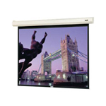 Da-Lite Screen Company Cosmopolitan Electrol Square Format - Projection Screen (motorized, 120 V) - 180 In ( 457 Cm )