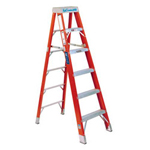 Louisville Ladder 10' Brute 375 Fiberglassstep Ladder