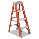 Louisville Ladder 4' Fiberglass Advent Step Ladder