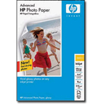 HP Advanced Photo Paper - glossy photo paper - 100 sheet(s)