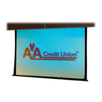 "Draper 102184 Access Series V Electrol 133"" Projection Screen"