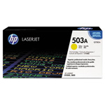 HP Yellow Laser Toner, Model Q7582AG, 6000 Page Yield