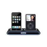Dreamgear i.SOUND TWIN CHARGER - digital player charging stand
