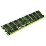 Kingston 512 MB Memory, DIMM 184-pin, DDR, 400 MHz / PC3200, Unbuffered