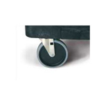 "Rubbermaid Swivel Casters 5"" Diameter"