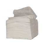 Berk Wiper International Disposable Washcloths, 12 x 13