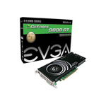 EVGA GeForce 9800 GT - Graphics Adapter - GF 9800 GT - 512 MB
