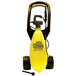 H. D. Hudson 3 Gallon Never Pump Wheeled Sprayer Batt Powered