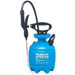 H. D. Hudson Bugwiser Sprayer, Gallon, Transparent Blue