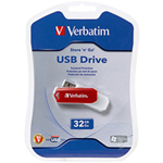Verbatim Store 'n' Go USB Flash Drive - 32 GB