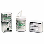 MSA Confidence Plus Germicidal Cleaners, MSA Respirators