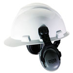 MSA Hpe Cap Mount Ear Muffsfor Slotted Caps