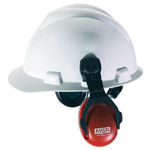 MSA Xls Cap Model Earmuff