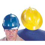 MSA Topguard Hard Hat White