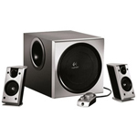 Logitech Z 2300 - PC Multimedia Speaker System - 200 Watt (total)