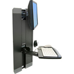 Ergotron Ergotron StyleView Vertical Lift, Patient Room - mounting kit