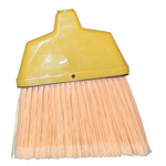 Magnolia Brush Large Angle Broom Creamplastic w/Ab-48 Handle