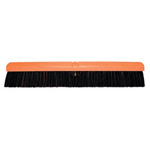 "Magnolia Brush 24"" Floor Brush Req.d60340d2b Red & Black"