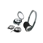 Coby CV 321 3-1 HEADPH & EARPH VALUE PACK - headphone kit