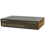 Minicom Smart CAT5 Switch 116 - KVM Switch - 16 Ports