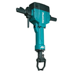 "Makita 70 lb. AVT Breaker Hammer; Accepts 1-1/8"" Hex Shank Bits"