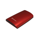 Verbatim Portable Hard Drive Hard Drive 320 GB Hi-Speed USB