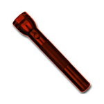 Maglite® 5 D Cell Red Flashlight