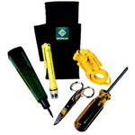 Greenlee Clip-On Twisted Pair Kit Network Tools Kit