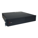 Cyber Power ABP72VRM-2U - Battery enclosure ( rack-mountable ) - 12 x lead acid 9 Ah - 2U