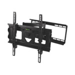 SIIG CE-MT0512-S1 23-Inch To 42-Inch Full Motion TV Wall Mount
