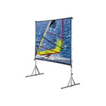 Draper Cinefold Projection Screen - 180 In ( 457 Cm )