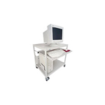 Bretford Bretford Mobile All-In-One Computer Workstation EC4000-GM - Printer / System Cart