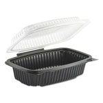 Anchor Packaging Culinary Classics 6×9 1-Comp. Base/1-Comp. Lid, Hinged Clamshell