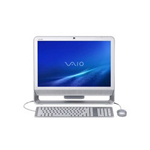 Sony VAIO JS-Series All-In-One PC VGC-JS430F/S - P E5400 2.7 GHz - 20.1""