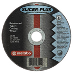 "Metabo 4-1/2"" x .045"" x 7/8"" Type 1slicer Wheel A60tx Grit"