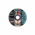 Metabo Grinding/Cutting Wheel, 6 in Dia, 0.45 in Thick, A 46 U Grit Stainless Steel