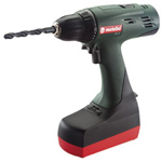 Metabo 14.4v Cordless Drill/Driver