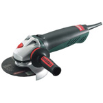 Metabo Small Angle Grinder, 9.6 Amp, 9K RPM