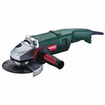 Metabo Marathon Medium Angle Grinders, 6 in Dia, 12 A, 9,700 rpm