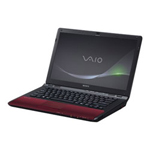 "Sony VAIO CW Series VPC-CW21FX/R - Core i3 330M 2.13 GHz - 14"" TFT"