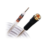 Monster Direct Burial MVQuad RG6 in EZ-Pull Box MVQUAD-B DB EZ500 - RF cable - 500 ft