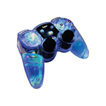 Dreamgear Lava Glow 2.4GHZ RF Wireless Controller - game pad