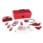 Master Lock Company Safety Series Personal Lockout Kits