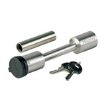 Master Lock Company Barbell Style Recv Lockstainless Steel