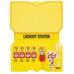 Master Lock Company Safety Series Lockout Stations