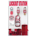 Master Lock Company Safety Series Padlock &device Lockout Stations